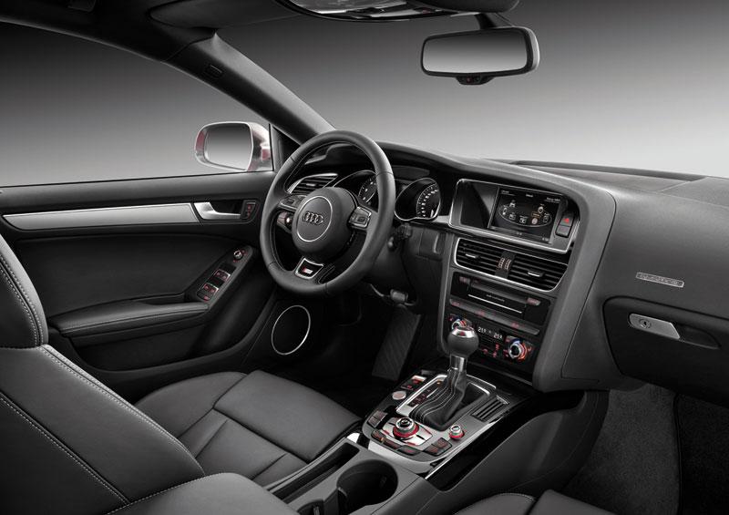 Foto Interiores Audi S5 Cupe 2012