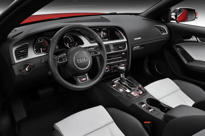 Foto Salpicadero Audi S5 Cupe 2012