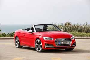 Foto Exteriores (1) Audi S5 Descapotable 2017