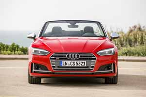 Foto Exteriores (6) Audi S5 Descapotable 2017