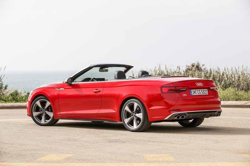 Foto Exteriores (3) Audi S5 Descapotable 2017