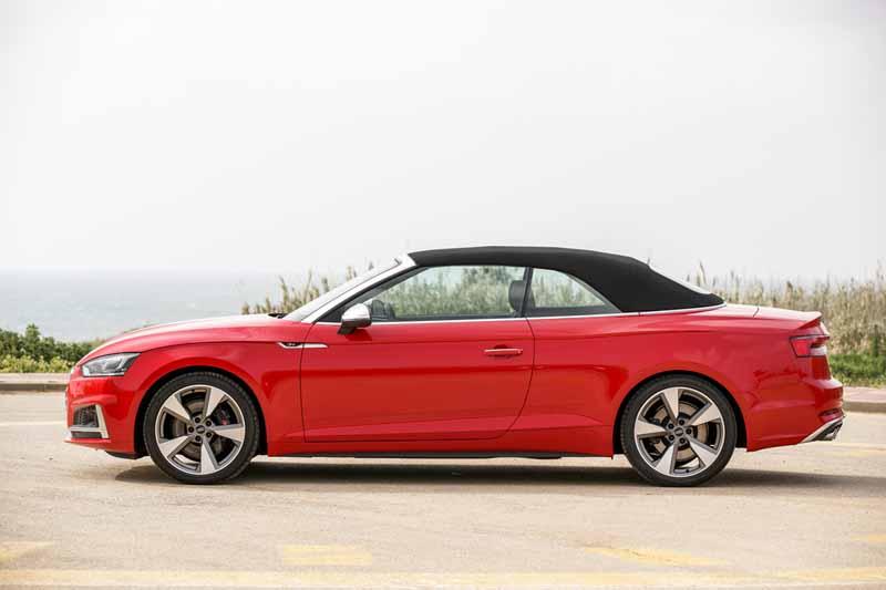 Foto Exteriores Audi S5 Descapotable 2017