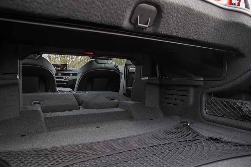 Foto Interiores Audi S5 Descapotable 2017