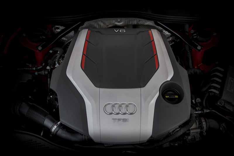 Foto Tecnicas Audi S5 Descapotable 2017