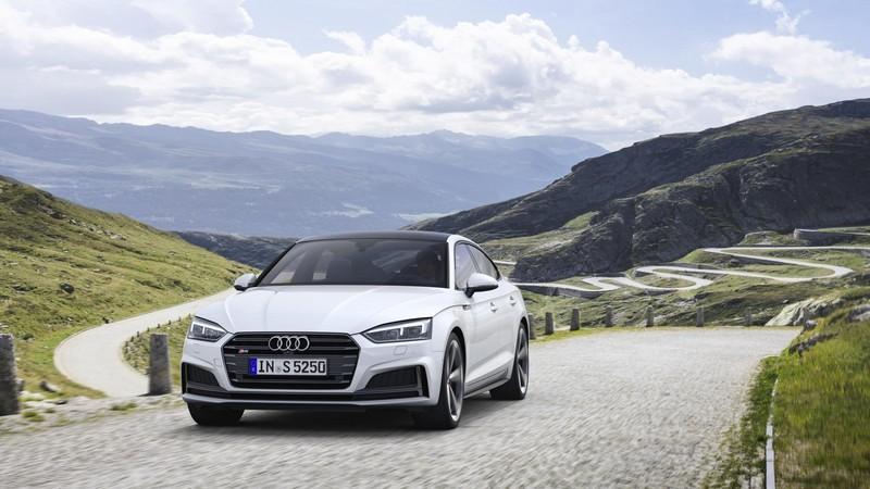 Foto Delantera Audi S5-sportback-tdi Dos Volumenes 2019