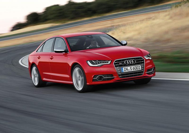 Foto Exteriores Audi S6 Sedan 2012