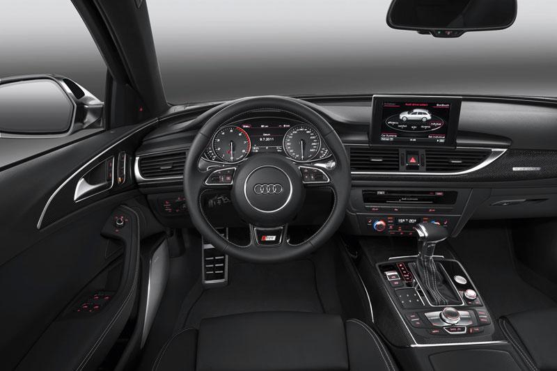 Foto Salpicadero Audi S6 Sedan 2012