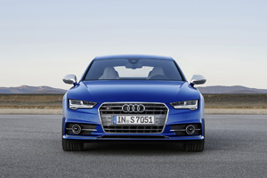 Foto Delantera Audi S7 Berlina 2014