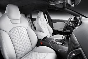 Foto Interior Audi S7 Berlina 2014
