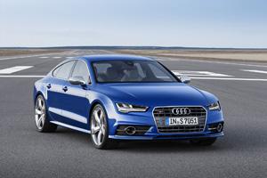 Foto Perfil Audi S7 Berlina 2014