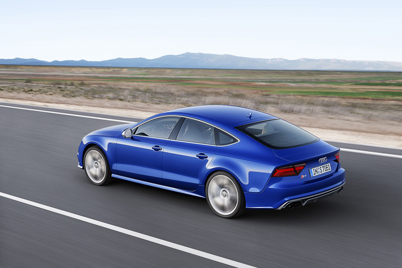 Foto Exterior (1) Audi S7 Berlina 2014