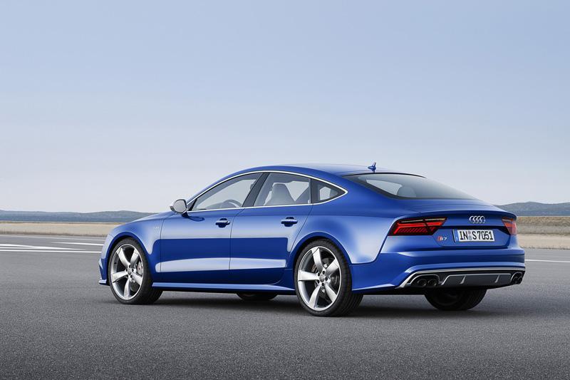 Foto Exterior (3) Audi S7 Berlina 2014