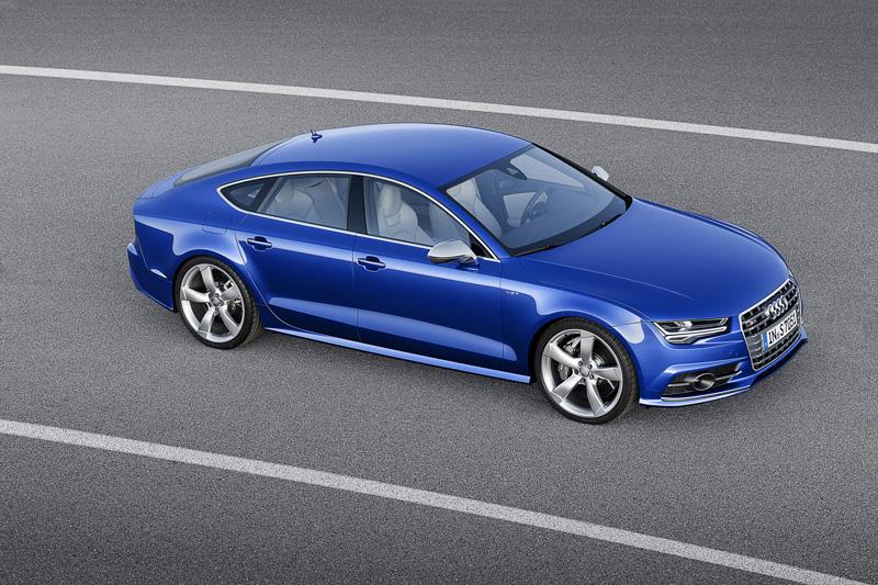 Foto Exterior Audi S7 Berlina 2014
