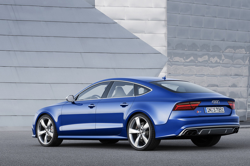Foto Exterior (6) Audi S7 Berlina 2014