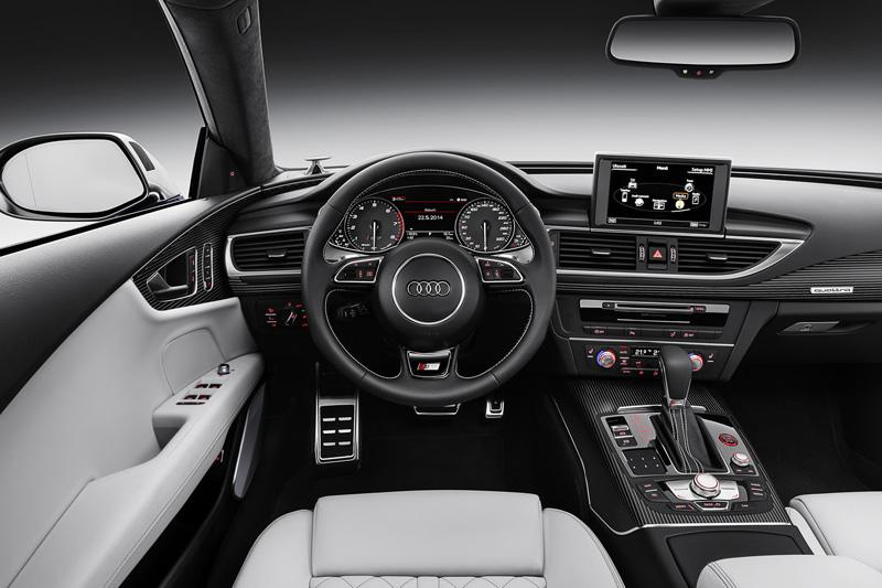 Foto Salpicadero Audi S7 Berlina 2014