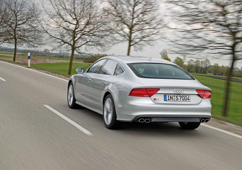 Foto Exteriores Audi S7 Dos Volumenes 2012