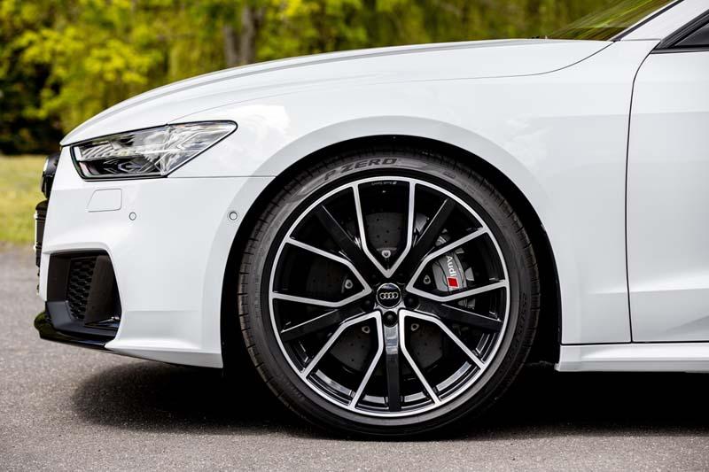 Audi S7 Sportback TDI, foto frenos