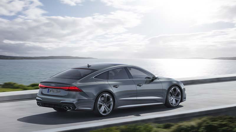 Foto Exteriores (1) Audi S7-tdi Dos Volumenes 2019