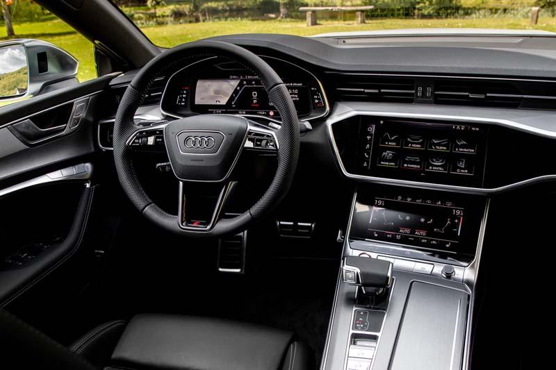 Foto Interiores (2) Audi S7-tdi Dos Volumenes 2019