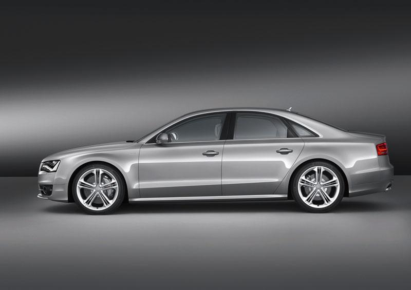 Foto Exteriores Audi S8 Sedan 2012