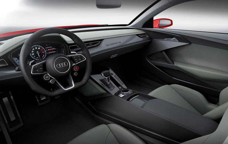 Audi Sport quattro laserlight 2014