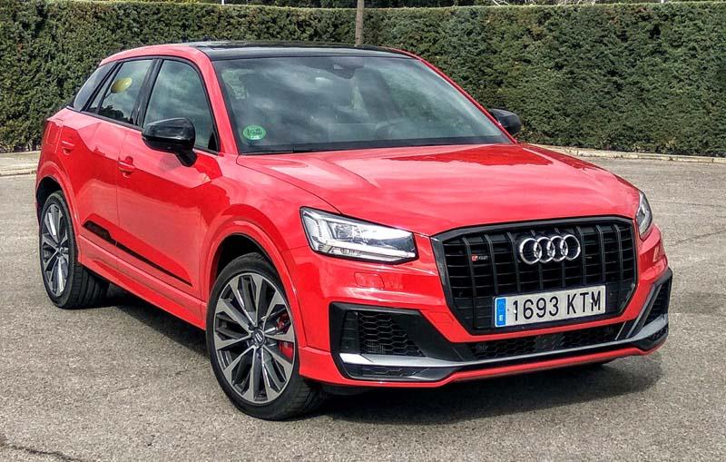 Audi SQ2 2019, prueba a fondo