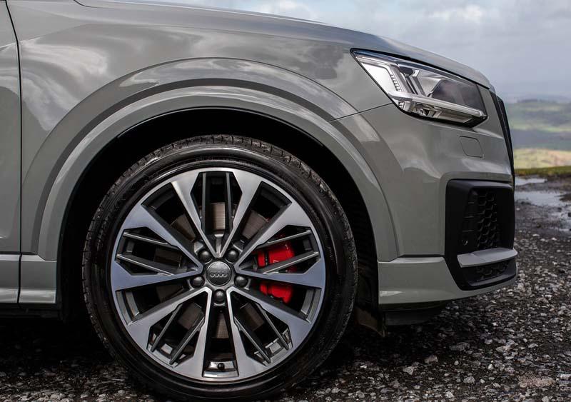 Foto Detalles Audi Sq2 Suv Todocamino 2019