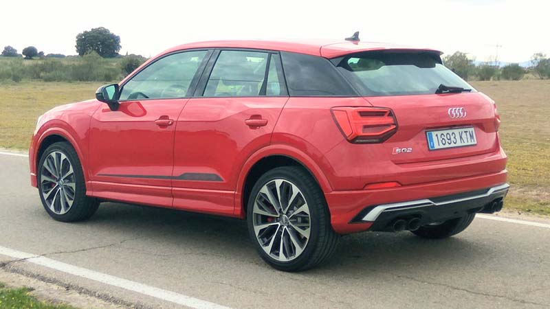 Foto Exteriores (11) Audi Sq2 Suv Todocamino 2019