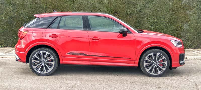 Foto Exteriores Audi Sq2 Suv Todocamino 2019