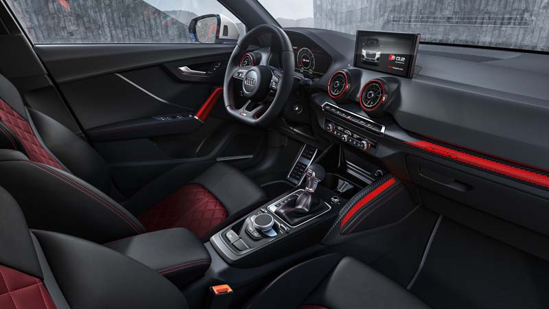 Foto Interiores Audi Sq2 Suv Todocamino 2019