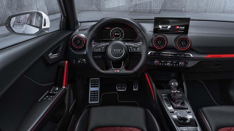 Foto Salpicadero Audi Sq2 Suv Todocamino 2019