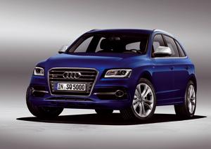 Foto Exteriores (2) Audi Sq5 Suv Todocamino 2012