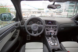 Foto Salpicadero Audi Sq5 Suv Todocamino 2012