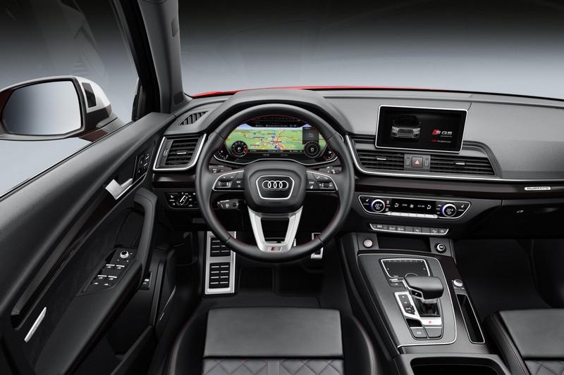 Foto Salpicadero Audi Sq5 Suv Todocamino 2017