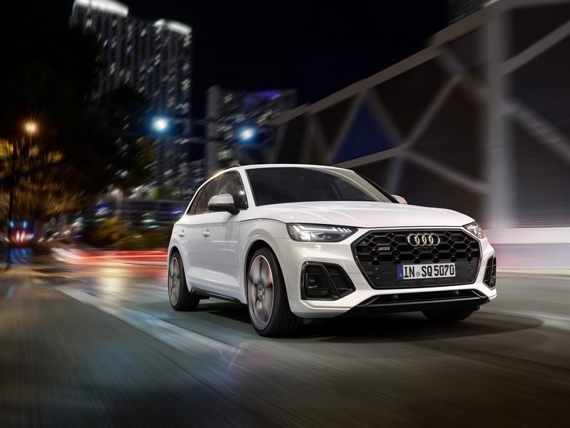 Foto Delantera Audi Sq5 Tdi Suv Todocamino 2021