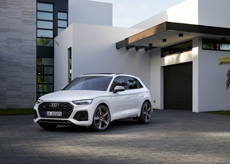Foto Exteriores Audi Sq5 Tdi Suv Todocamino 2021