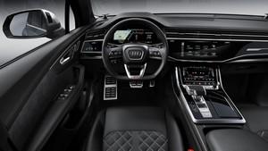Foto Salpicadero Audi Sq7 Suv Todocamino 2019