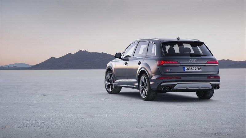 Foto Exteriores 1 Audi Sq7 Suv Todocamino 2019