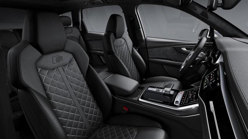 Foto Interiores Audi Sq7 Suv Todocamino 2019