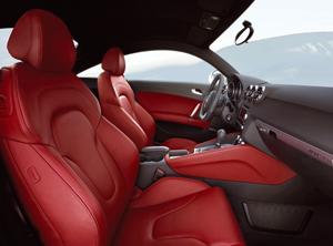 Foto Interiores Audi Tt Cupe 2008