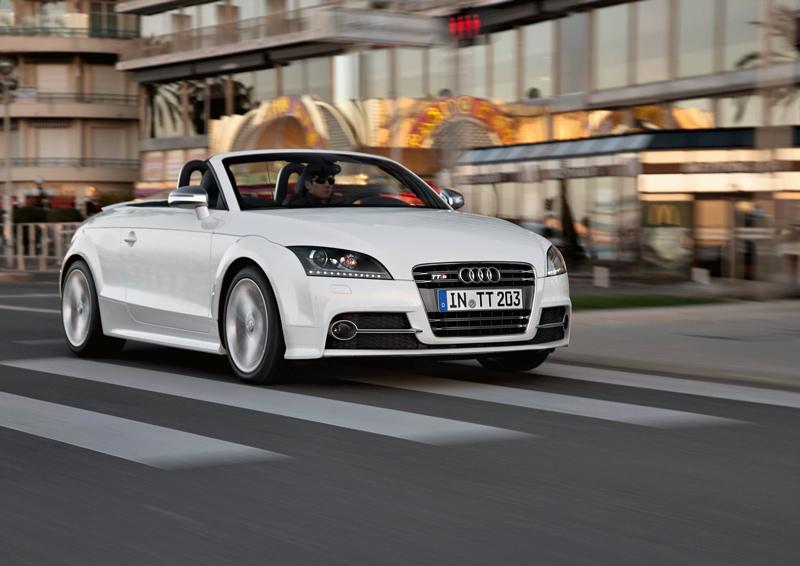 Foto Exteriores Audi Tt Descapotable 2009
