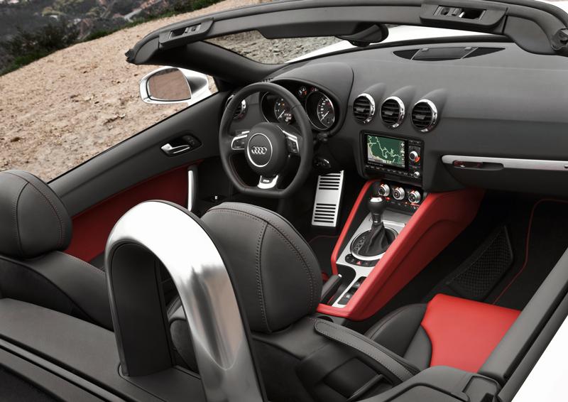 Foto Interiores Audi Tt Descapotable 2009