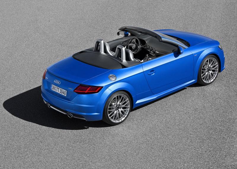 Foto Exterior Audi Tt Descapotable 2015