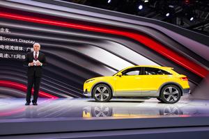 Foto Exteriores (1) Audi Tt-offroad-concept Suv Todocamino 2014