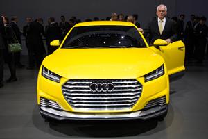 Foto Exteriores (3) Audi Tt-offroad-concept Suv Todocamino 2014