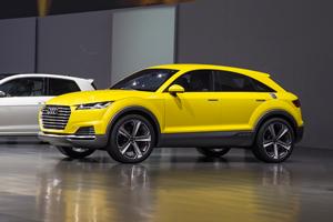 Foto Exteriores (4) Audi Tt-offroad-concept Suv Todocamino 2014