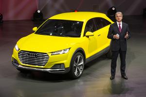 Foto Exteriores (5) Audi Tt-offroad-concept Suv Todocamino 2014