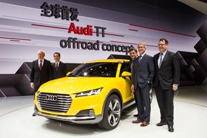 Foto Exteriores (7) Audi Tt-offroad-concept Suv Todocamino 2014
