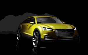Foto Tecnicas (1) Audi Tt-offroad-concept Suv Todocamino 2014