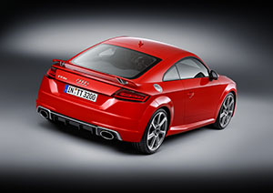 Foto Exteriores (10) Audi Tt-rs Cupe 2016